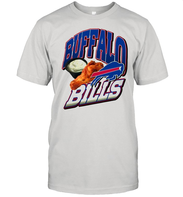 2021 Chicken Thighs Buffalo Bills shirt