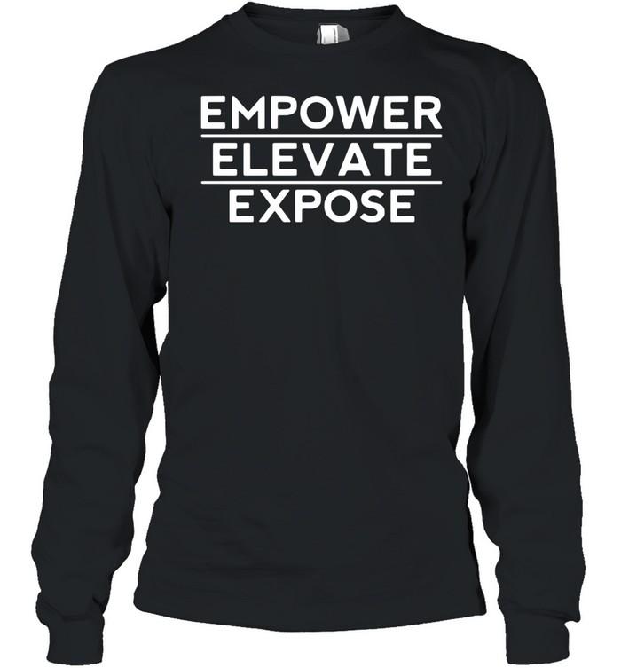 Empower elevata expose shirt Long Sleeved T-shirt