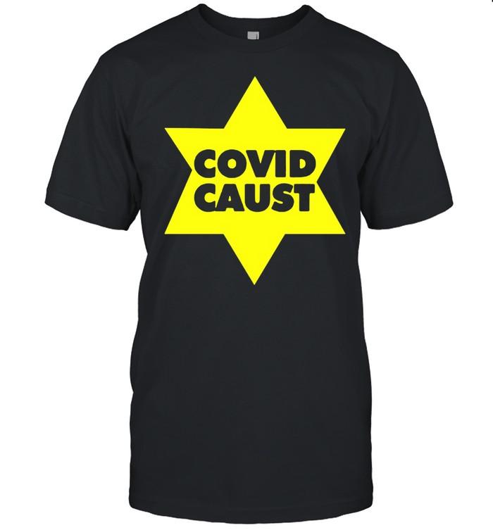 Covid Caust Star shirt
