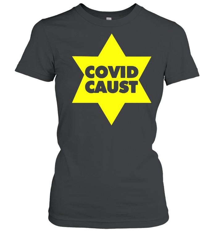 Covid Caust Star shirt Classic Women's T-shirt