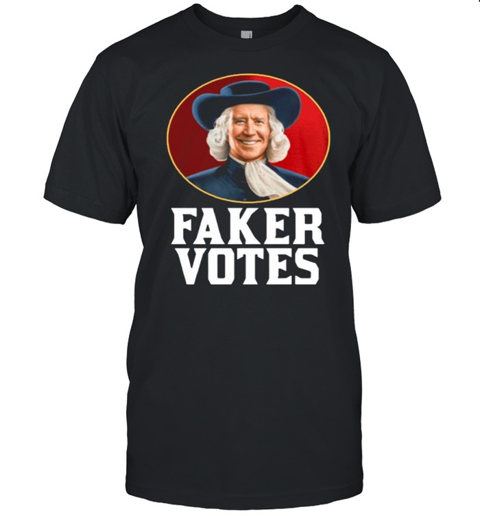 Jim Acosta Faker Votes shirt
