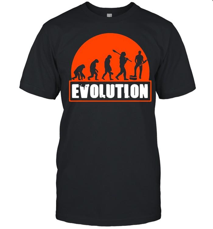 Plumber Evolution Vintage shirt