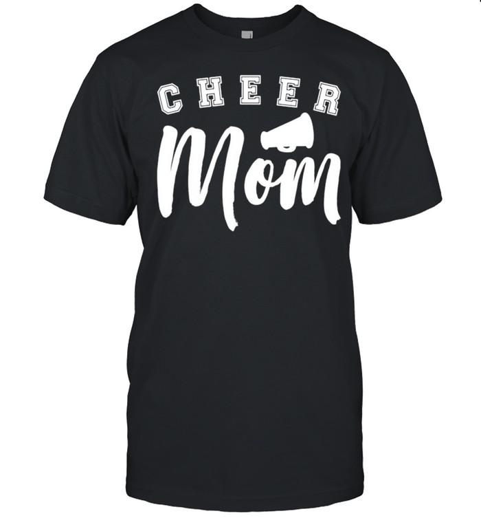 Cheer Mom Cheerleading Mother Cheerleader Shirt