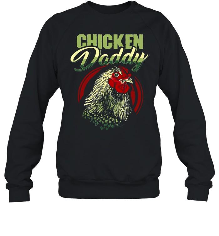 Chicken Daddy T-shirt Unisex Sweatshirt