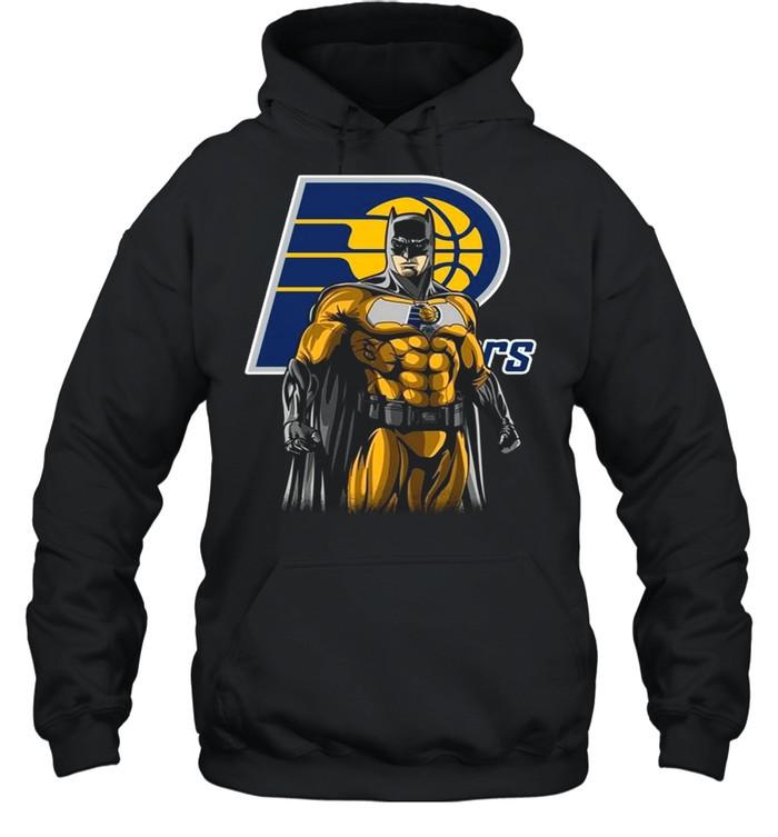 Batman Indiana Pacers shirt Unisex Hoodie