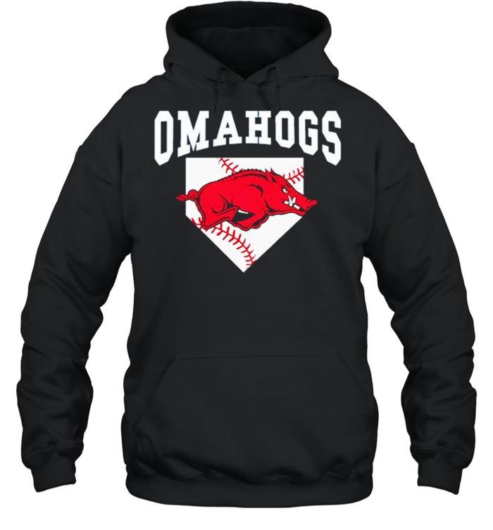 Omahogs Tee shirt Unisex Hoodie