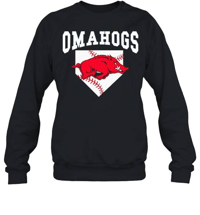Omahogs Tee shirt Unisex Sweatshirt