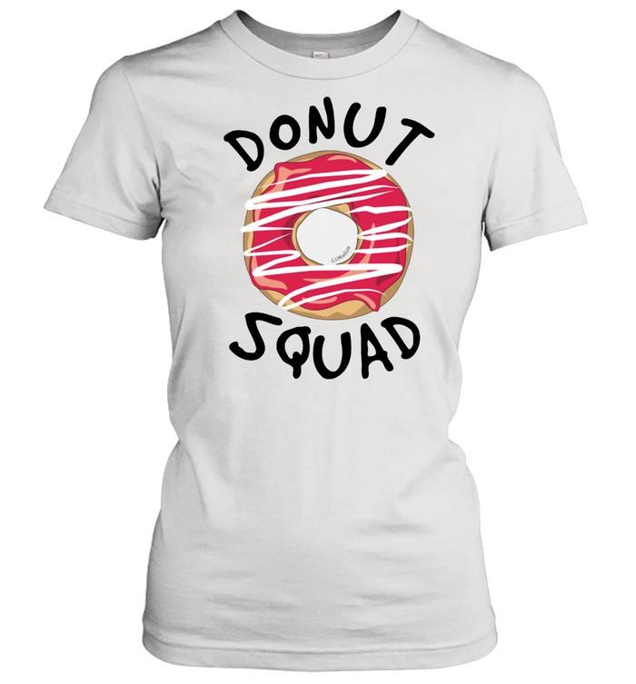 Donut Squad  Donut shirt Classic Women's T-shirt