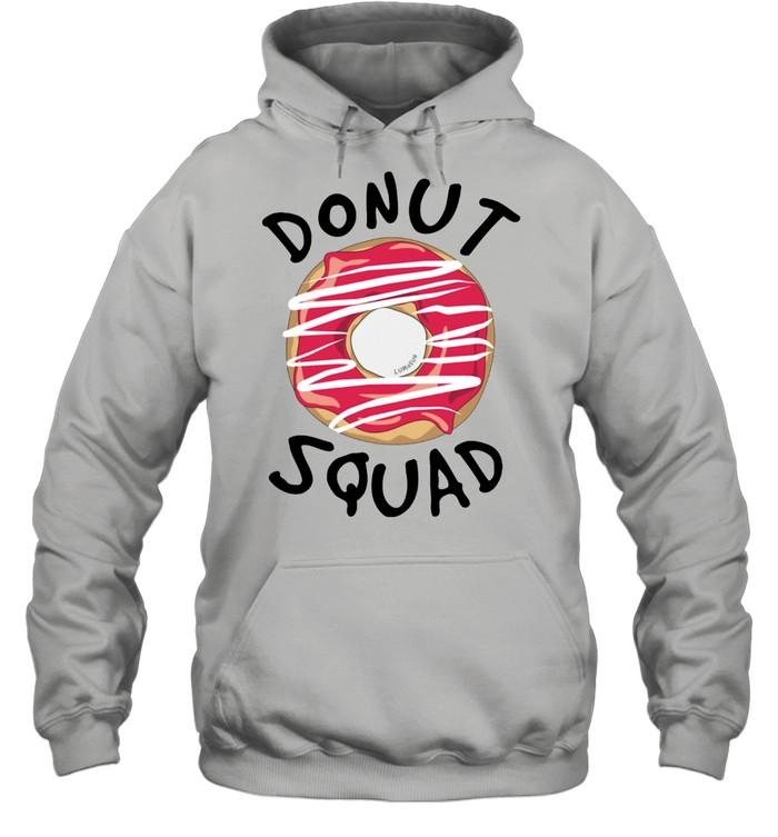 Donut Squad  Donut shirt Unisex Hoodie