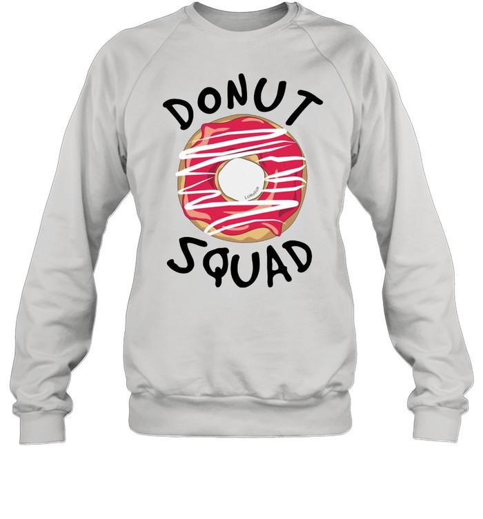 Donut Squad  Donut shirt Unisex Sweatshirt