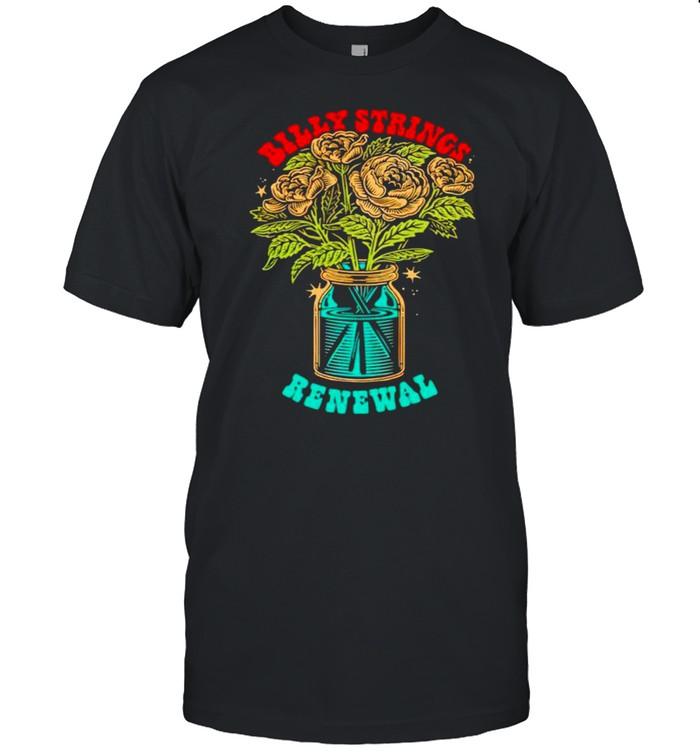 Billy strings renewal merch shirt