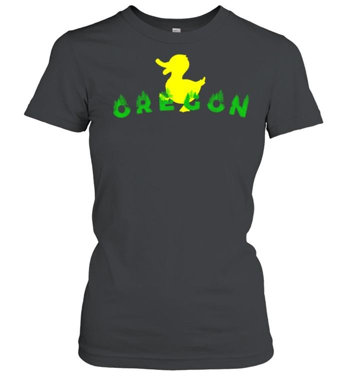 Oregon souvenir T- Classic Women's T-shirt