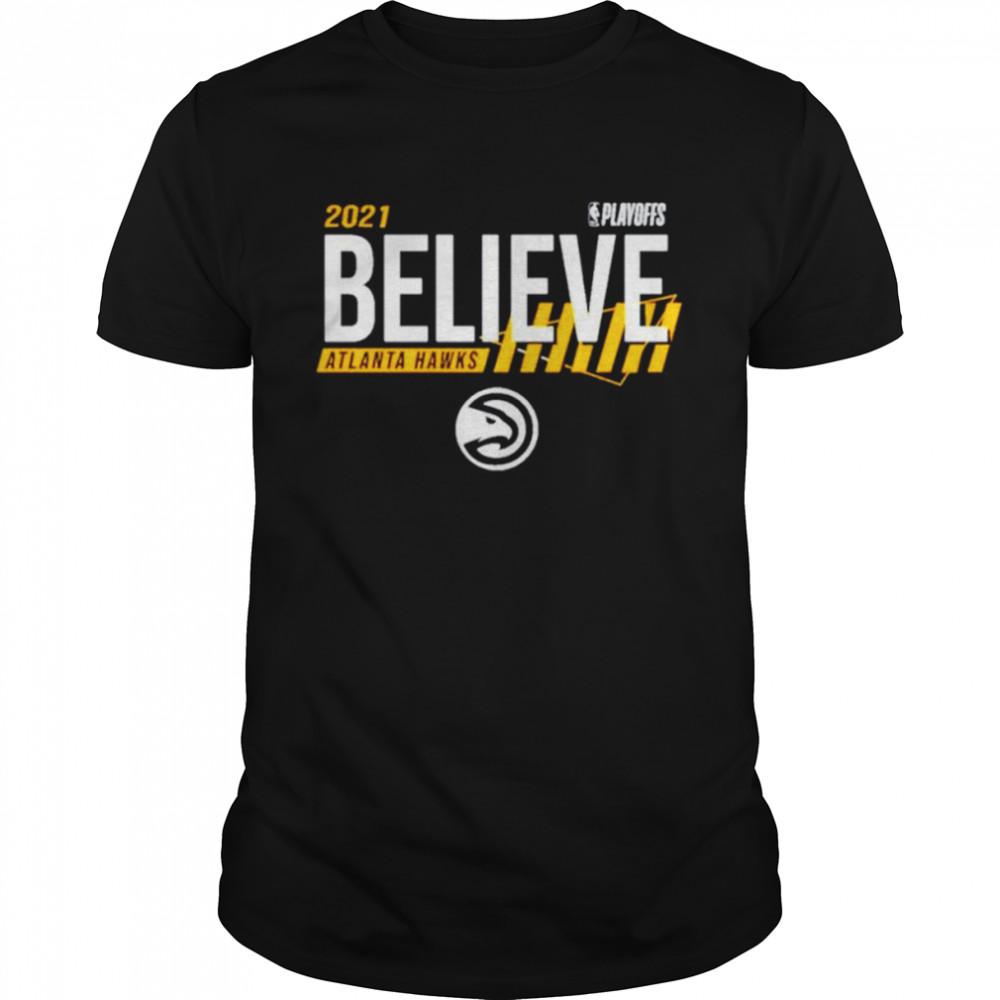 Atlanta Hawks Southeast Division Champs Believe T-Shirt