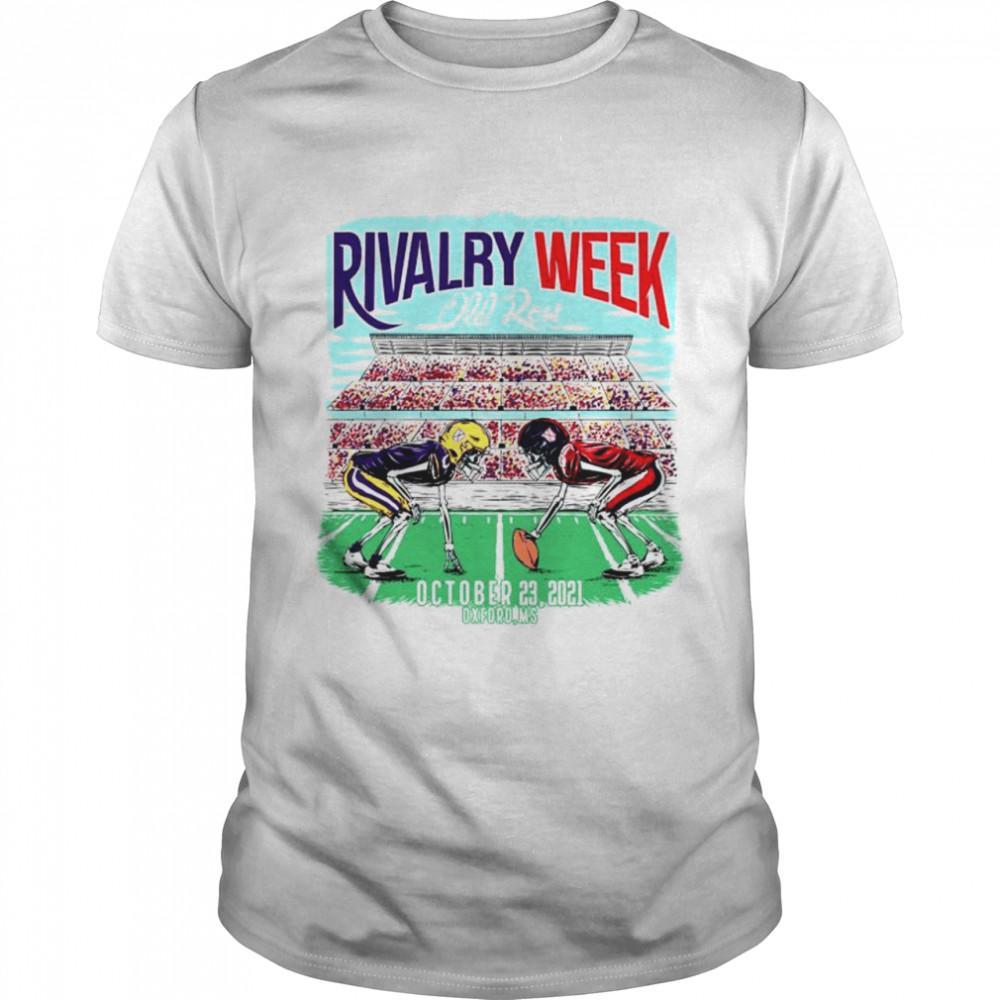 Nice the Magnolia Rivalry Week Old Row shirt