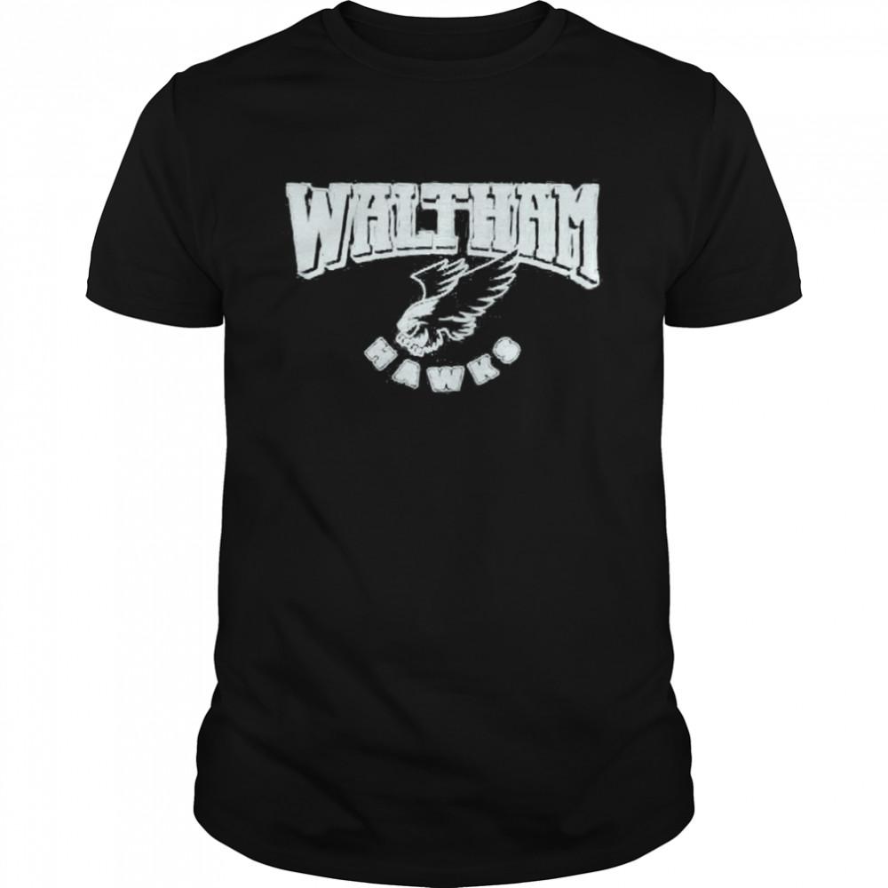 Waltham Hawks Tee – Section 10 Podcast T-Shirt
